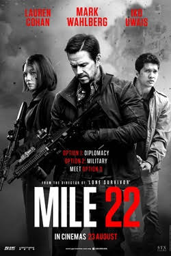 'Mile 22' fails to deliver