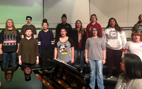 Singers ready for fall concert
