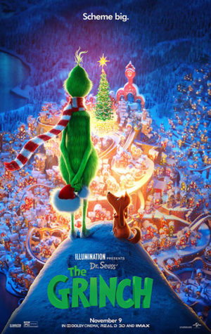 "Computer animated ""The Grinch"" offers fresh look on old story"