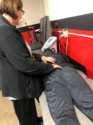 New training tables benefit athletes and trainers