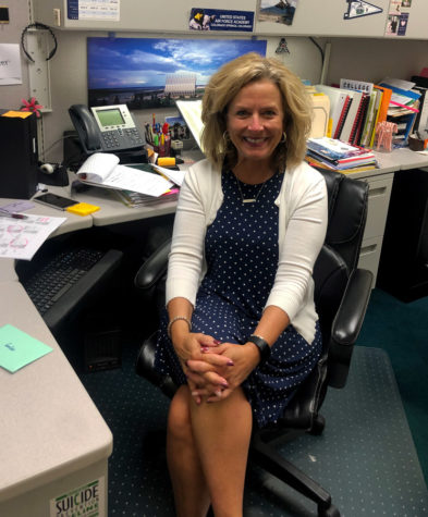 District welcomes new Mental Health Therapist