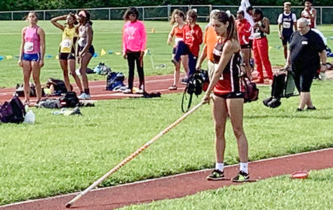 Grimes Leads Track and Feild Team at State