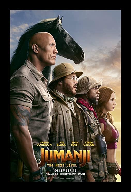 """Jumanji: The Next Level"" has made $757 million in box office."