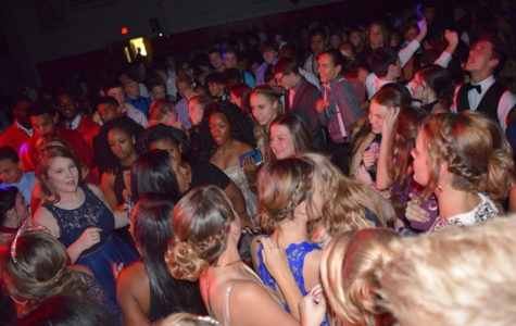 Homecoming week ends with the dance