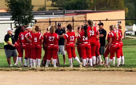 Softball: Indians dominate Belton for key conference win