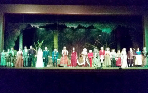 'Into the Woods' cast, crew excited for performances