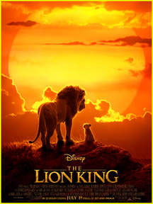 Disney's  live action animated 'Lion King' opened in theatres on July 19, 2019.