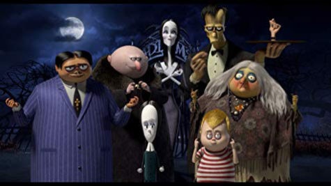 """The Addams Family"" (PG) opened to audiences on  Oct. 11. It continues the long standing series started in the late 1930s."
