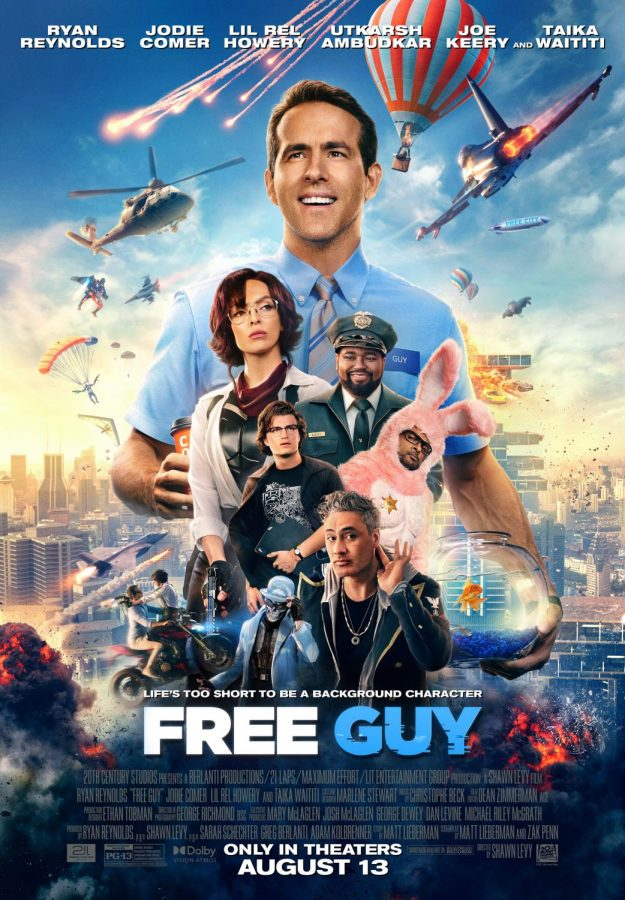 'Free Guy' offers entertaining view of video games